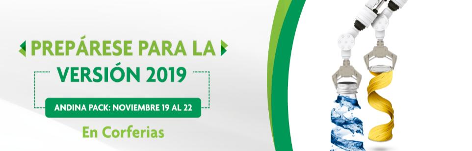 15. Mednarodna razstava embalažne industrije v Kolumbiji