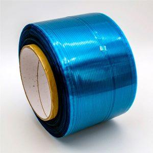 Trak za trajno zapečatenje v modrem / rdečem filmu