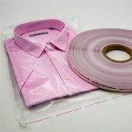 PE vreča za zapiranje traku za torbe za oblačila